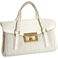 Marc by Marc Jacobs Bianca Dreams of Monte Carlo Satchel,Talc,one size