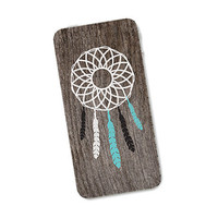 Dreamcatcher Wood iPhone Skin 4S Cover Sticker for by fieldtrip