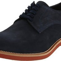 To Boot New York Men`s Clancy Lace-Up,Blue Navy,9 M US