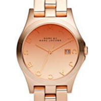 MARC BY MARC JACOBS 'Henry - Colored Crystal' Bracelet Watch | Nordstrom