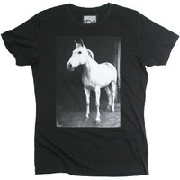 Horse T-Shirt by Bradford Gregory