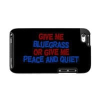 Give Me Bluegrass, Or.... Cases For The Ipod Touch from Zazzle.com