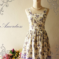 Amor Vintage Inspired Call Me Maybe Floral Love  The by Amordress