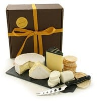 Champagne Cheese Assortment in Gift Box (2 pound) by igourmet
