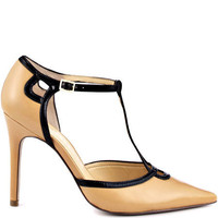 Ivanka Trump's Multi-Color Ginger - Nat Multi Lthr for 134.99 direct from heels.com