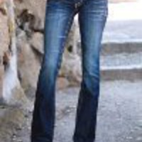 Miss Me Maternity Jeans : Sunny Bootcut - Dark Blue