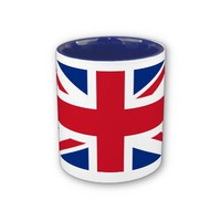 Union Jack United Kingdom Coffee Mug from Zazzle.com