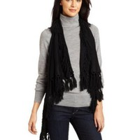 Annalee + Hope Women's Vest With Fringe Benefits