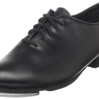 Dance Class Women's PTM101 Full Sole Jazz Tap Oxford