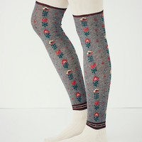Free People Womens Mary Von Over the Knee Sock -