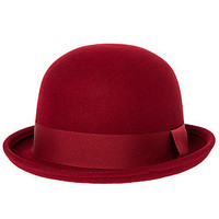 The Pack Hat in Burgundy