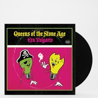 "Queens Of The Stone Age - Era Vulgaris 3X10"" - Urban Outfitters"