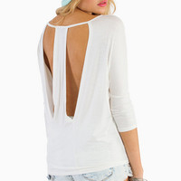 Split Love Top $14