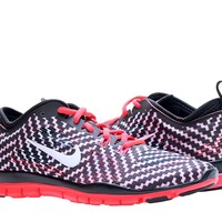 Nike Womens Free 5.0 TR Fit 4 Print Cross Training Shoes