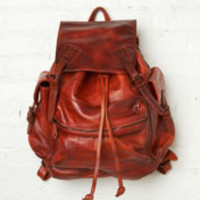 Old Trend  Moto Distressed Backpack at Free People Clothing Boutique