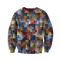 Dark Pixels Sweatshirt