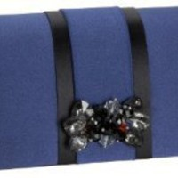 Menbur Aeglos Clutch,Midnight Blue,one size