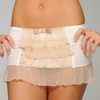 Felina Marielle Skirt With Removable Garters (490789)