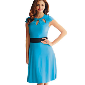 Avon: Cut-Out Dress