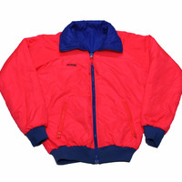 Vintage 90s Columbia Pink/Blue Reversible Skiing/Snowboarding Jacket Mens Size Small - Default Title