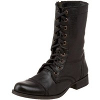 Steve Madden Women's Troopa Ankle Boot