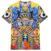 VERSACE LOVES BRAZIL T-SHIRT - A Very Based You