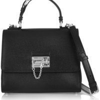 Dolce & Gabbana | Textured-leather shoulder bag | NET-A-PORTER.COM