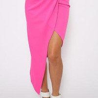 Own It Skirt - Magenta