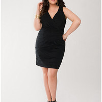Plus Size Ruched Dress by Lane Bryant | Lane Bryant