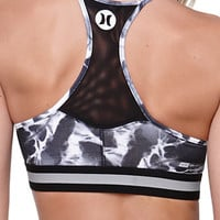 Hurley Beach Active Dri-Fit Mesh Bra at PacSun.com
