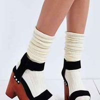 Jeffrey Campbell McCloud Aw Wood-Bottom Heel - Urban Outfitters