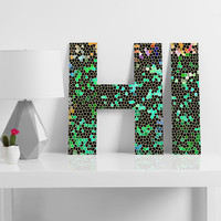 Lisa Argyropoulos Seekers Decorative Letters