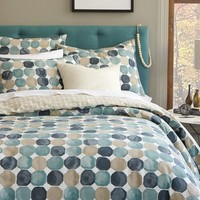 Dots + Spots Duvet Cover + Shams