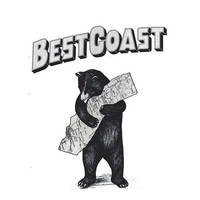 """Best Coast """"The only place"""" T-Shirts & Hoodies"""