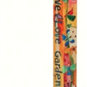 Love Garden 6 Foot Art Pole 5