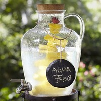 Jug Outdoor Drink Dispenser