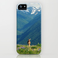 Nature's Calling iPhone & iPod Case by RDelean