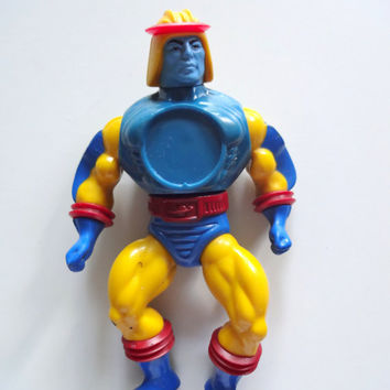 Vintage Masters of The Universe Sy-Klone Action Figure 1984