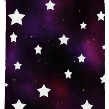 Starry/ Beach towel created by duckyb | Print All Over Me