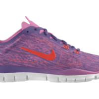 Nike Free TR Fit 4 iD Custom Women's Training Shoes - Purple