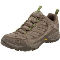The North Face Women`s Sable Hiking Shoe,Khaki/Green,11 M US