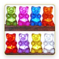 JELLIO Gummi Bear Light
