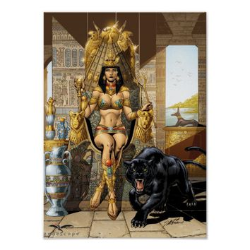 Grimm Fairy Tales #34 A - Al Rio Egyptian Queen