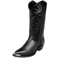 "Laredo Men's 13"" Lizard Print Boot"