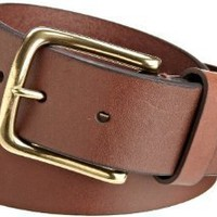 Tommy Hilfiger Men's 1 1/2-Inch  Leather Casual Belt
