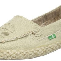 Sanuk Women`s Espathrill Slip-On,Sand,8 M US