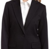 Pendleton Women's One Button Blazer