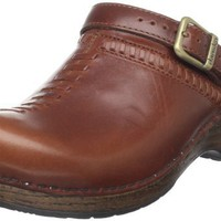 Dansko Women`s Ivy Clog,Brown,39 EU / 9 B(M) US