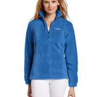 Columbia Women&#x27;s Benton Springs Half Zip Fleece