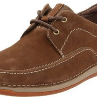 Clarks Men`s Killick Lace-Up,Brown,12 M US